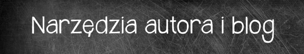 Narzędzia autora, blog REDACTO